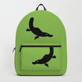 Angry Animals - Platypus Backpack