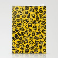 talking heads Stationery Cards featuring Heads. by panova