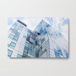 New York Building Metal Print