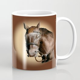 Season of the Horse - Pudding Coffee Mug