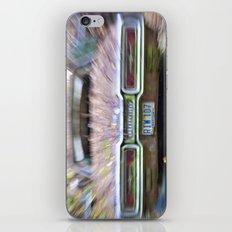 Thunderbird Lanes iPhone & iPod Skin