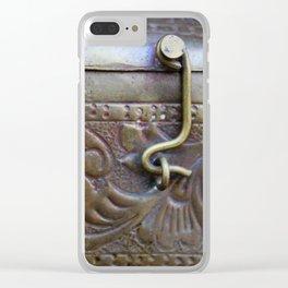 Fantine Clear iPhone Case