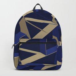 3D Futuristic GEO IX Backpack