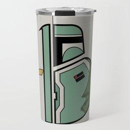 B is for Boba Fett Travel Mug