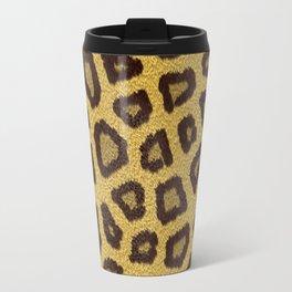 Leopard skin Travel Mug