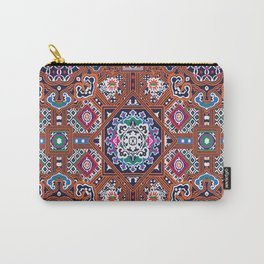 Tribal, ethnic print Carry-All Pouch