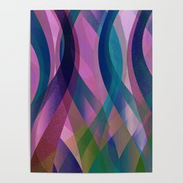 Abstract background G140 Poster
