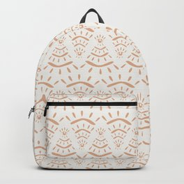 Eye Pyramids Backpack
