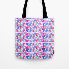 Pretty triangles Tote Bag
