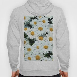 Daisies explode into flower Hoody