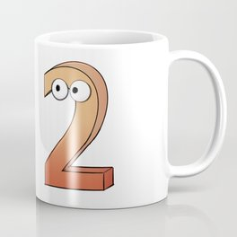 Two! Coffee Mug