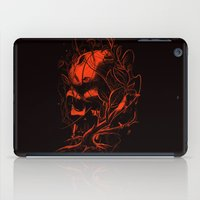 vader iPad Cases featuring VADER by nicebleed