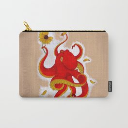 Love Me or Love Me Not Carry-All Pouch