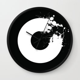 incomplete Wall Clock