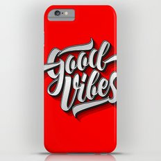 Good Vibes 2016 Slim Case iPhone 6 Plus