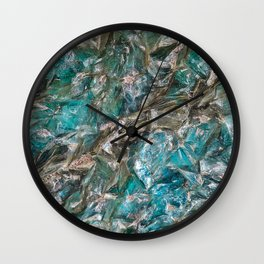 Kyanite Wall Clock