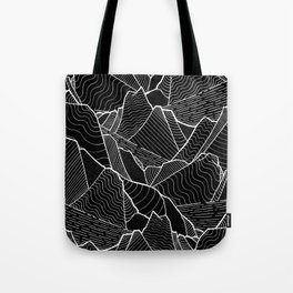 The dark islands Tote Bag