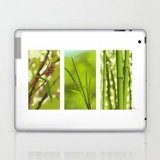Bambus Laptop & iPad Skin