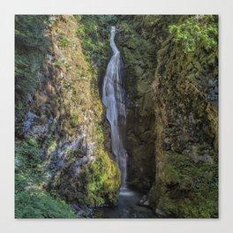 Pinard Falls Squared Canvas Print