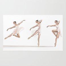 Ballet Dance Moves Rug