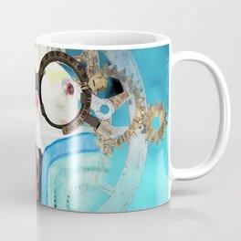 Time Bunny Voyage Coffee Mug
