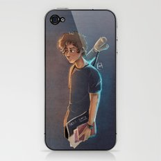 Artsy Harry iPhone & iPod Skin