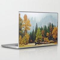 yosemite Laptop & iPad Skins featuring Yosemite by Warren Silveira + Stay Rustic