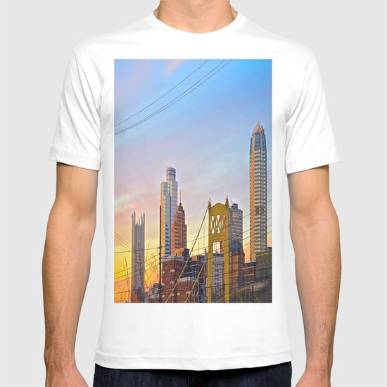 Sunset from the Southside T-shirt