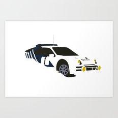 RS 200 Art Print
