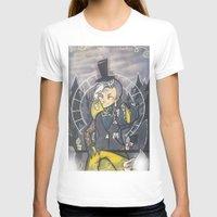 bill cipher T-shirts featuring Human Bill Cipher by Kurodoj