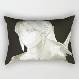 Hero of the land Rectangular Pillow