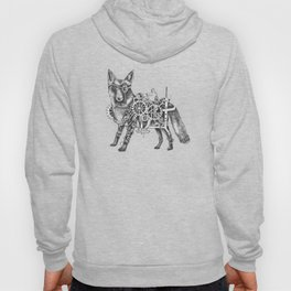 Foxley-Norris the Steampunk Fox Hoody