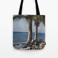Loungin' Tote Bag
