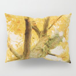 Leaves of Yellow Pillow Sham
