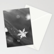 Cold morning Stationery Cards