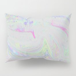 Fantasy - Static/Glitch Pattern Pillow Sham