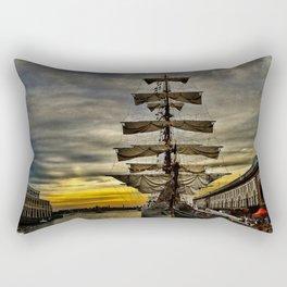 Tall Ship BAE Guayas Rectangular Pillow