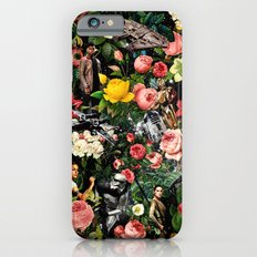 1977-2016 Starwars and Floral Pattern  Slim Case iPhone 6s