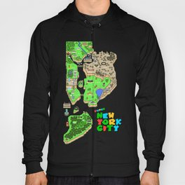Super Mario NYC Hoody