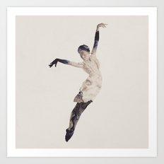 Float Away #2 Art Print