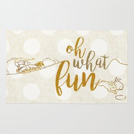 Oh What Fun! Rug