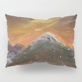 Sunset Mountains Pillow Sham