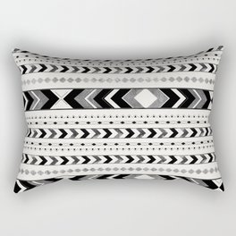 Tribal Arrow Boho Pattern #2 #aztec #decor #art #society6 Rectangular Pillow