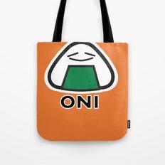 Oni the Onigiri, Kawaii Tote Bag