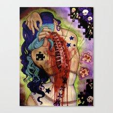Taste of Poison Canvas Print