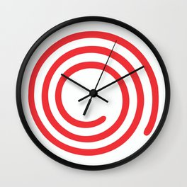 Hob Wall Clock