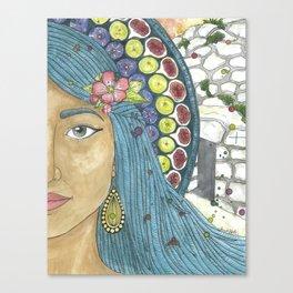 Martha of Bethany Canvas Print