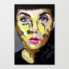 Young girl  Canvas Print