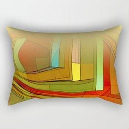 colormix -1- curtain and more Rectangular Pillow