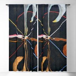 "Hilma af Klint ""The Swan, No. 07, Group IX-SUW"" Blackout Curtain"